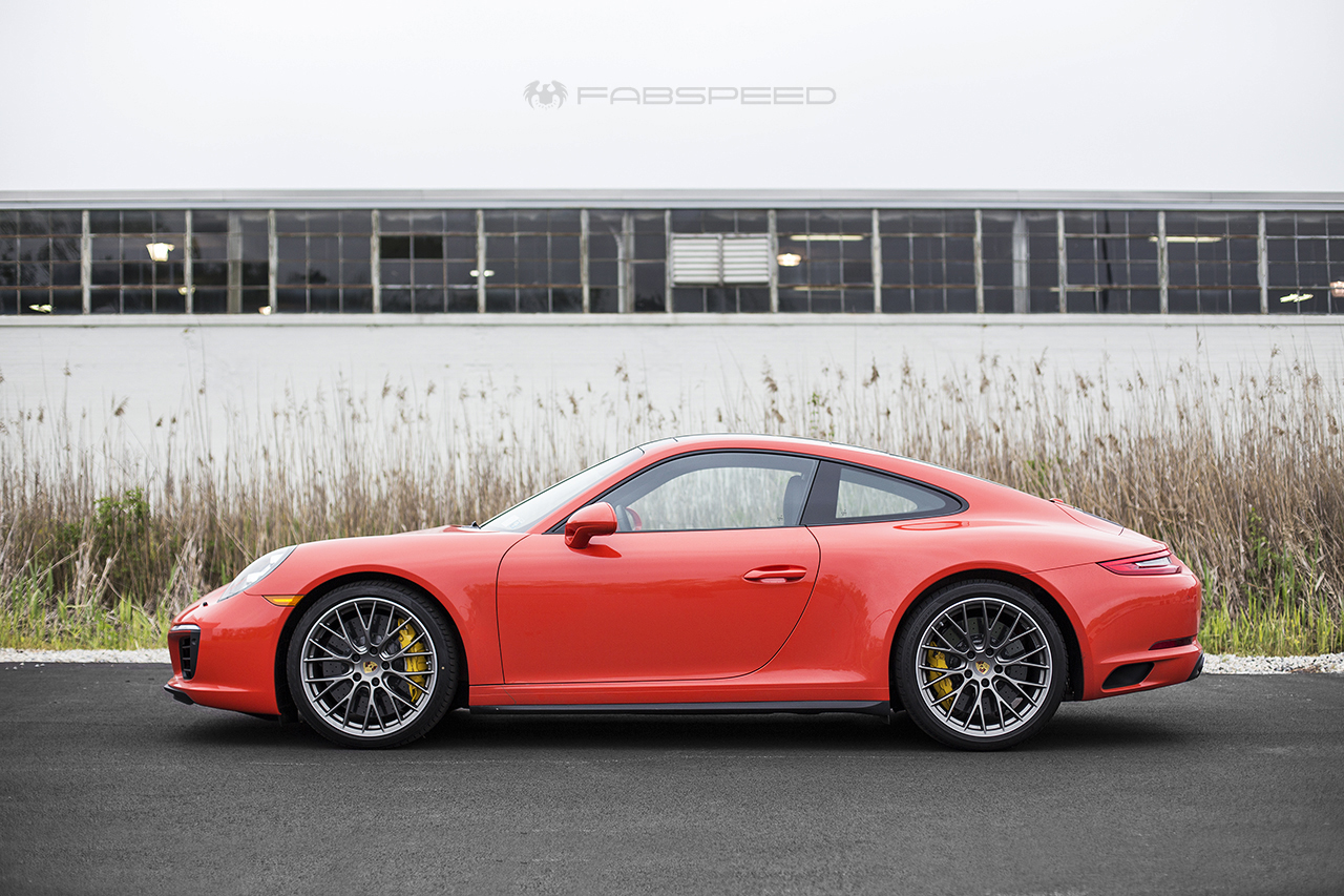 Development Porsche 991 2 Carrera 4s Fabspeed Motorsport