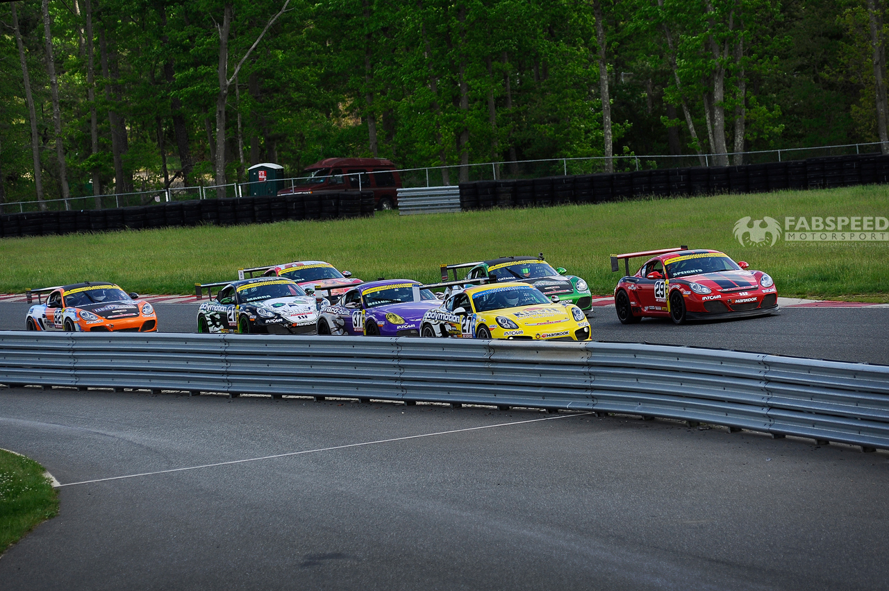 Event Itc Cayman Race At New Jersey Motorsports Park