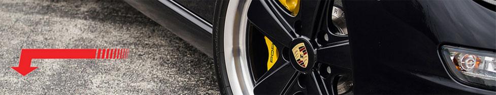High Performance Porsche upgrade parts