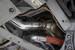 Fabspeed's Sport Catalytic converters installed on a Ferrari F12 Berlinetta