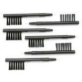 Hearing aId cleaning brushes