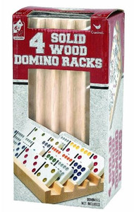 Cardinal Wood Domino racks