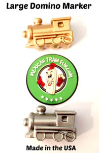 Gold trains and silver trains are also available