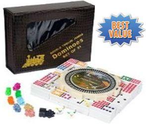 double 12 dot dominoes