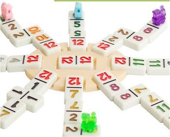 domino hub oval