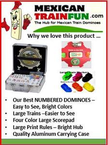 domino set for seniors