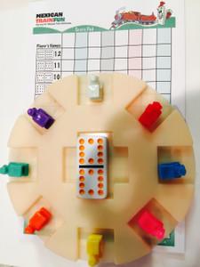 Domino-hub-trains
