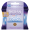 A front side image of the Trojan Vibrations Vibrating Ultra Touch Intense.