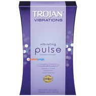 A front side image of the Trojan Vibrations Vibrating Pulse.