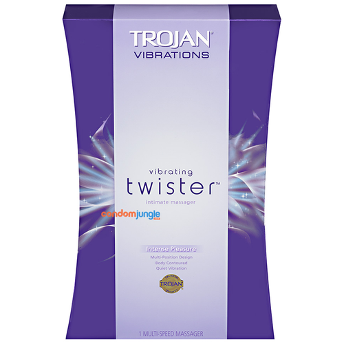 A front side image of the Trojan Vibrations Vibrating Twister.