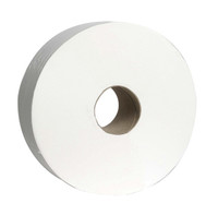 Jumbo Toilet Tissue 6 x 400M Rolls (72mm Core)