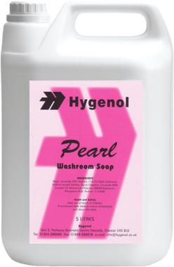 Pink Pear Washroom Cleaner