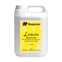 Lemon Floor Cleaning Gel 5L
