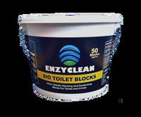 Enzyclean Bio Toilet Blocks 1kg Tub