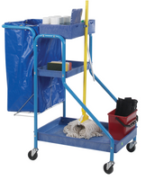 Port a Cart Cleaners Trolley (271)