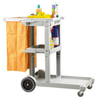 Tuff Cart Janitorial Trolley with Bag (173)