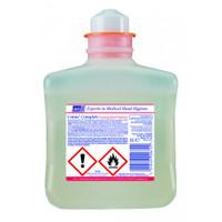 Deb Cutan Foam Hand Sanitiser 6 x 1L (CFS39H)