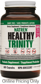 NATREN HEALTHY TRINITY OIL MATRIX 60caps