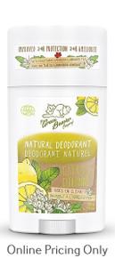 Green Beaver Citrus Deodorant 50g