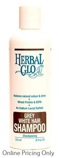 GREY WHITE HAIR SHAMPOO 250ml