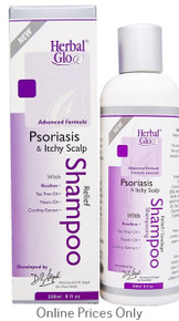 PSORIASIS ITCHY SCALP SHAMPOO 250ml