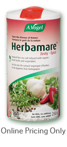 A VOGEL HERBAMARE SPICY SALT 250g