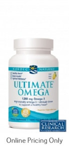 NORDIC NATURALS ULTIMATE OMEGA 1000mg 60sg