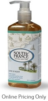 SOUTH OF FRANCE COTE D`AZUR HAND WASH 236ml