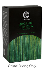 DO MATCHA ORGANIC TENCHA 20tea bags