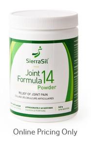 Sierrasil Joint Formula Powder 240g