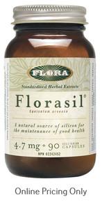 Flora Florasil 4.7mg 90caps