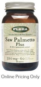 FLORA SAW PALMETTO PLUS 60caps