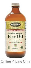 FLORA FLAX OIL (GMO FREE) 500ml