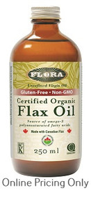 FLORA FLAX OIL (GMO FREE) 250ml