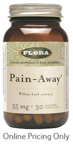 FLORA PAIN AWAY 55mg 30vcaps