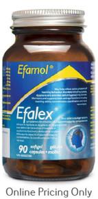 FLORA EFAMOL EFALEX 90sg