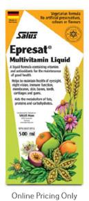 SALUS EPRESAT MULTIVITAMIN FOR ADULTS 250ml