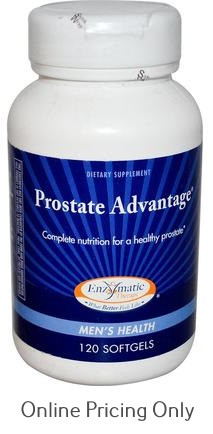 ENZYMATIC THERAPY PROSTATE ADVANTAGE 60caps