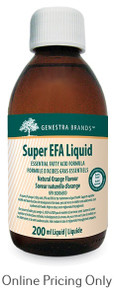 GENESTRA BRANDS SUPER EFA LIQUID ORANGE 200m