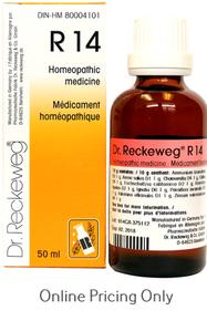 DR RECKEWEG #14 50ml