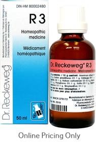 DR RECKEWEG #03 50ml