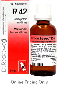 DR RECKEWEG #42 50ml