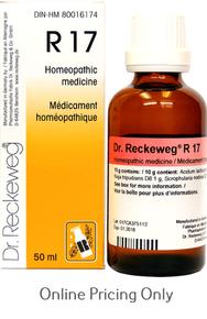 DR RECKEWEG #17 50ml