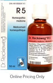 DR RECKEWEG #05 50ml