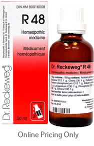 DR RECKEWEG #48 50ml