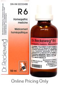 DR RECKEWEG #06 50ml