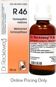DR RECKEWEG #46 50ml