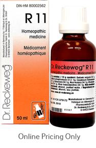 DR RECKEWEG #11 50ml