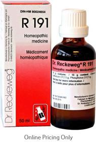 DR RECKEWEG #191 50ml