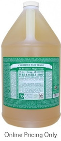 DR BRONNERS ALMOND CASTILE SOAP 1G